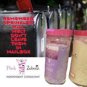 Pink Zebra Other - Pink Zebra Sprinkles 'Pink Passion' 🍹